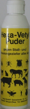Hexa Vetyl Puder