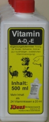 Vitamin A_D3_E 500 ml