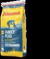 Josera Hundefutter FamilyPlus 15 Kg